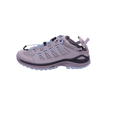 Lowa 4204829371 - Botas de senderismo para mujer gris
