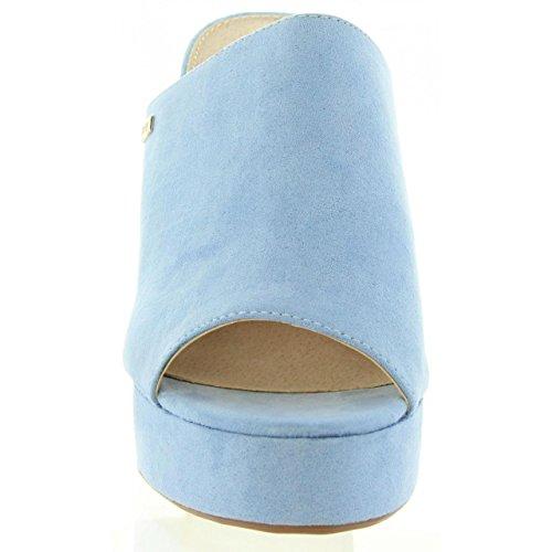 Tacón De Naomi Zapatos Azul C36622 Mujer Mtng 50092 UwPAcAxq5f