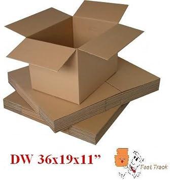 5 x muy direccionable de luz W/e instrucciones para coser D cajas de cartón de televisores 91 x 19 x 27,94 cm: Amazon.es: Oficina y papelería