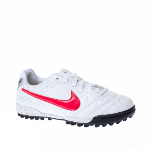 Nike Trainers Kids Jr Tiempo Natural Iv Tf White 10,5 C US