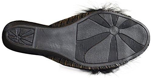 Black Marabou Isabella Maribou Women's eZstep Slippers zXq0Xw