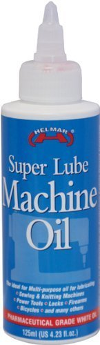 Super Lube Sewing/Knitting Machine Oil - Perfect Choice - Autentic Item Helmar Australia
