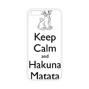 iphone6 plus 5.5 inch cell phone cases White Hakuna Matata fashion phone cases TRD4552914