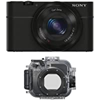 Sony RX100 w/Underwater Housing