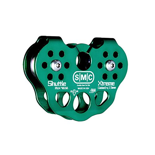 SMC Shuttle Tandem Xtreme Pulley by SMC