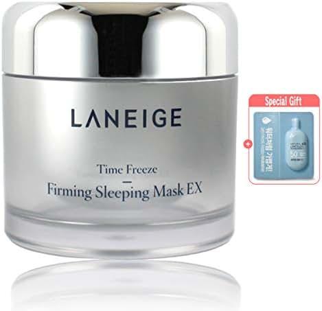 Laneige Time Freeze Firming Sleeping Mask 60ml, All Skin Types, Anti-Aging Mask