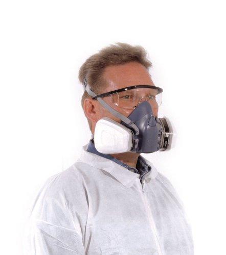 051131370821 - 3M 7500 7502 Series Professional Half Facepiece Respirator (Medium) carousel main 3