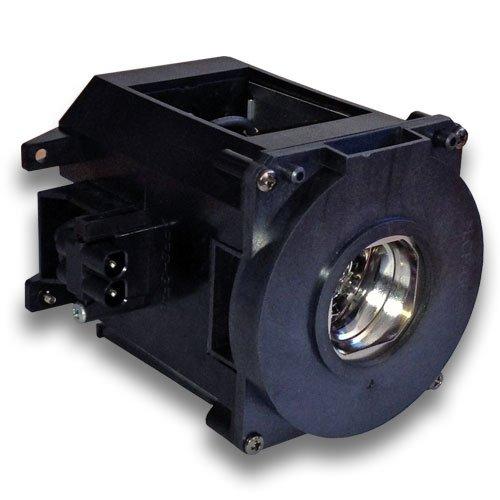 Alda PQ Beamerlampe NP21LP / 60003224 für NEC NP-PA500U, NP-PA500X, NP-PA5520W, NP-PA600X, PA500U, PA550W, PA600X, NP-PA550W, PA500X Projektoren, Lampenmodul mit Gehäuse