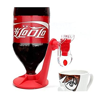 Party Soda Fizz Saver Dispenser Bottle Drinking Water Dispense Gadget // Fizz refresco partido protector