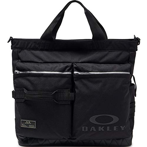 Oakley Tote - Oakley Mens Men's Utility Tote Bag, Blackout, NOne SizeIZE