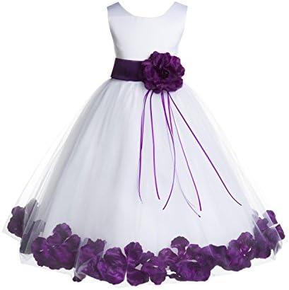 ekidsbridal Petals Dresses Pageant Baptism product image