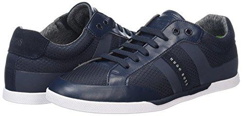 Patron Navette Tenn Hommes Sneakers Bleu Bleu