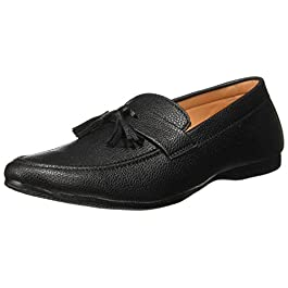 Lego Men's Leather Look Loafer
