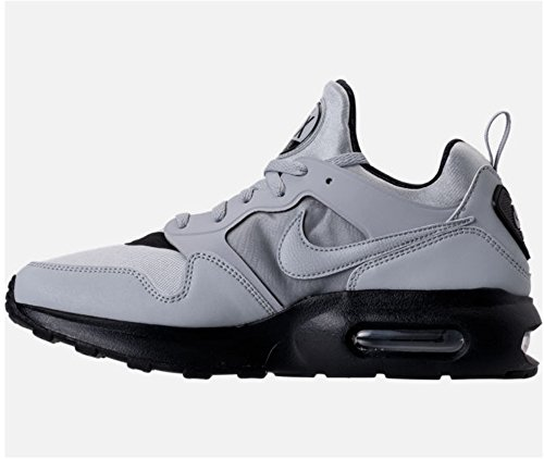 Nike Mænds Air Max Prime Løbesko Ulv Grå / Sort zRi1xVZI8l