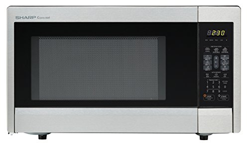 Sharp Countertop Microwave Oven ZR331ZS 1.1 cu. ft. 1000W...