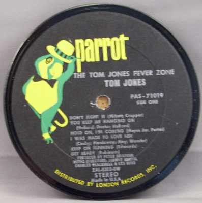 Tom Jones - Fever Zone (Coaster) (Tom Jones The Tom Jones Fever Zone)