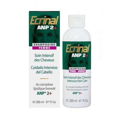 Ecrinal Anp 2 Plus Shampoo for Women, 6.66 Fluid Ounce