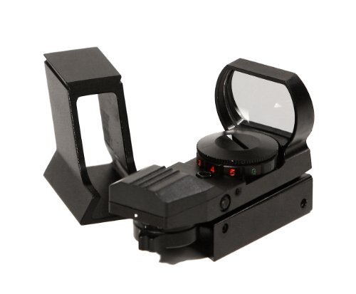 Olivon Red Dot Finder with Base and Multiple - Multiple Color Laser Pointer