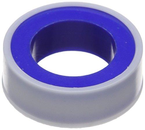 Silverline 250475 PTFE-Band, weiß, 10er-Pckg. 12 mm x 12 m