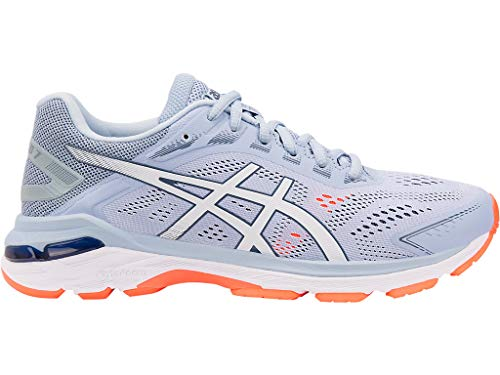 ASICS Women's GT-2000 7 Running Shoes, 10M, Mist/White (Top 10 Best Running Shoes 2019)