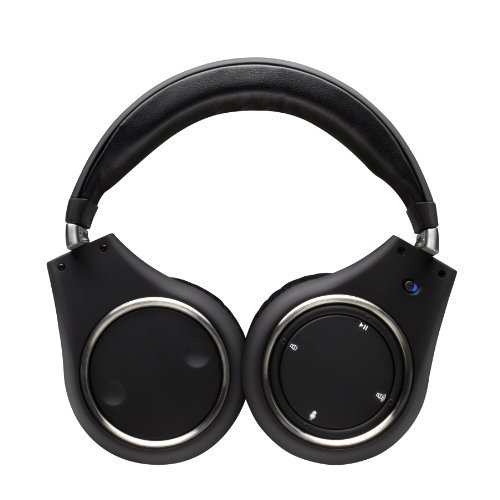 Polk Audio ULTRA FOCUS 8000 On-Ear Headphones, Bla...