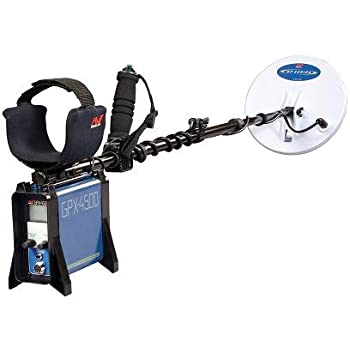 Minelab Gpx-4500 Gold Prospecting Metal Detector