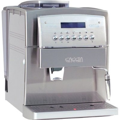 Gaggia 90501 Titanium SS Super Automatic Espresso and Cappuccino Machine, Stainless Steel with Free 3 boxes of Coffee and More...
