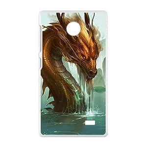 Ferocious dragon Cell Phone Case for Nokia Lumia X