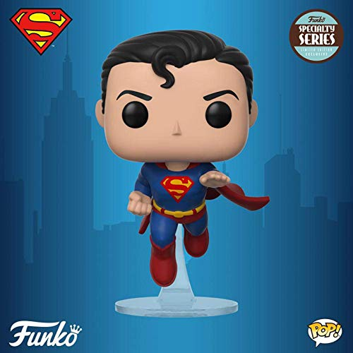 - Funko POP Flying Superman 80th Anniversary Specialty Series Exclusive