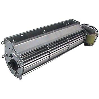 Amazon.com: GFK4 Fireplace blower kit for Heatilator, Majestic ...