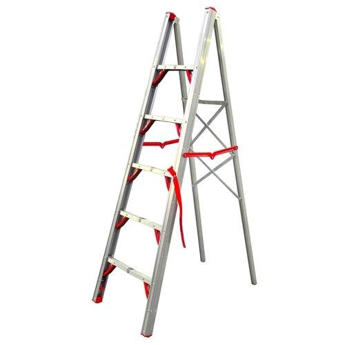 Telesteps 600FLS OSHA Compliant 6 ft Single sided folding step ladder - Telesteps Telescoping Ladder Loft