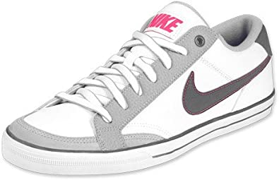 407984 104 Nike Capri II SI White Grey 44,5 US 10,5: Amazon