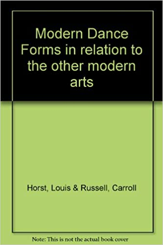 Modern Dance Forms in relation to the other modern arts