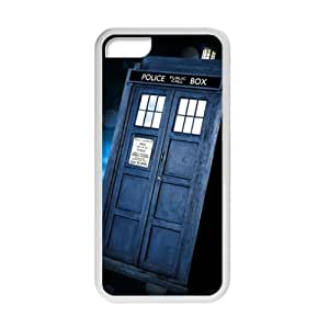 Doctor Who's TARDIS Cell Phone Case for Iphone 5C