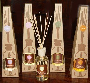 Scentual Expressions - Botanical Diffuser - Bamboo Leaf - Bamboo Leaf by Scentual Expressions