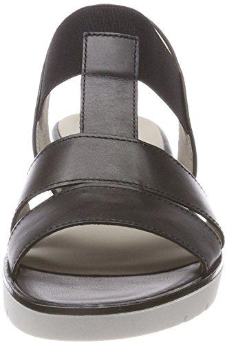 Mujer con Shoes Blue Basic para Gabor Sandalia Negro Pulsera Light p4awY4AFq