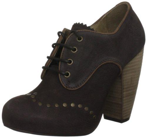Zapatos Houston marrón - Dk Brown/Brown