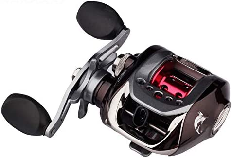 FRHP Spinning Fishing Reel Peso Ligero Ultra Suave Suave y Potente ...