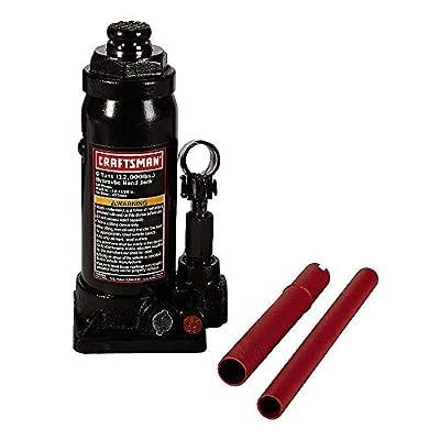 Craftsman Professional 6 Ton Hydraulic Bottle Jack