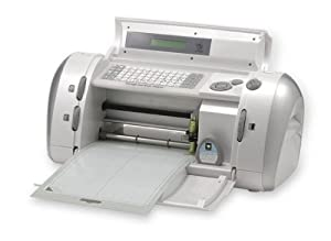cricut 29 0001 personal electronic cutting machine