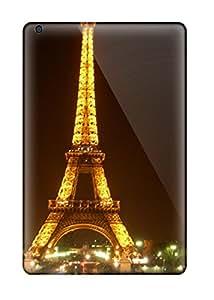 4501019I34361569 Ipad Mini Case Bumper Tpu Skin Cover For City Of Paris Accessories