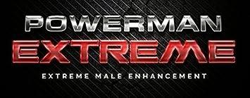 Powerman Extreme Male Enhancement – 3-Month Supply – Maximum Strength Size Pills – Increase Size, Stamina, Performance – Ultra-Quality Tongkat, L-Arginine, Tribulus Terrestris – Boost Testosterone
