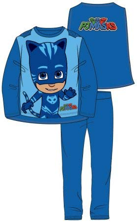 Pigiama Bambino Due Pezzi con Mantello PJ Masks Super Pigiamini pjmasks Costume Gattoboy