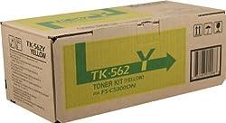 Kyotk562y - Kyocera Yellow Toner