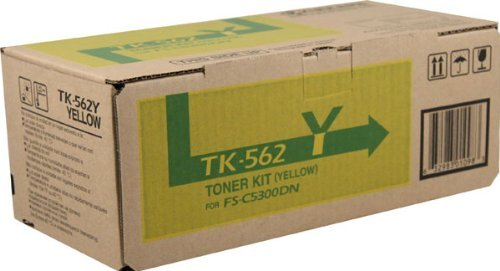KYOTK562Y - Kyocera Yellow Toner (10000 Yield)