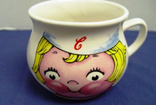 Houston Harvest Oversized 1998 Campbell's Soup Kids Campbell Soup Mug (Soup Kids Mug)