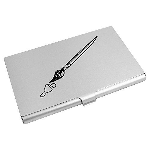 Card Credit CH00011781 Holder 'Paint Card Brush' Wallet Azeeda Business 1wXtZ1q