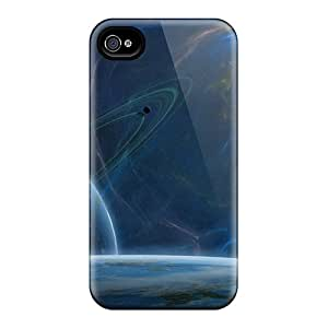 For Iphone 6 Premium Cases Covers Space Gas Protective Cases