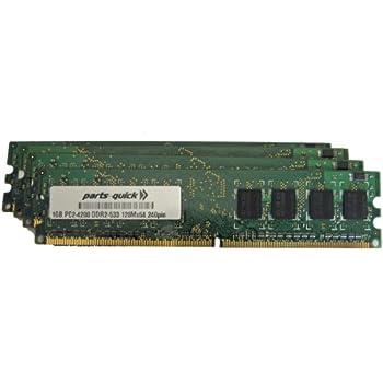 E520 E521 Desktops 1GB RAM Memory Upgrade for the Dell Dimension E510