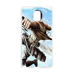 Custom Case Attack on Titan for Samsung Galaxy Note 4 N9100 T5A3298069